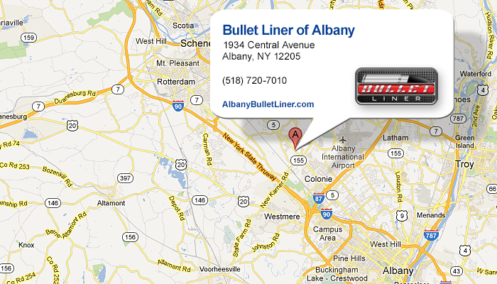 Albany Or Zip Code Map.Get Directions To Bullet Liner Of Albany